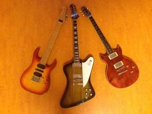 Zagler Main Guitars